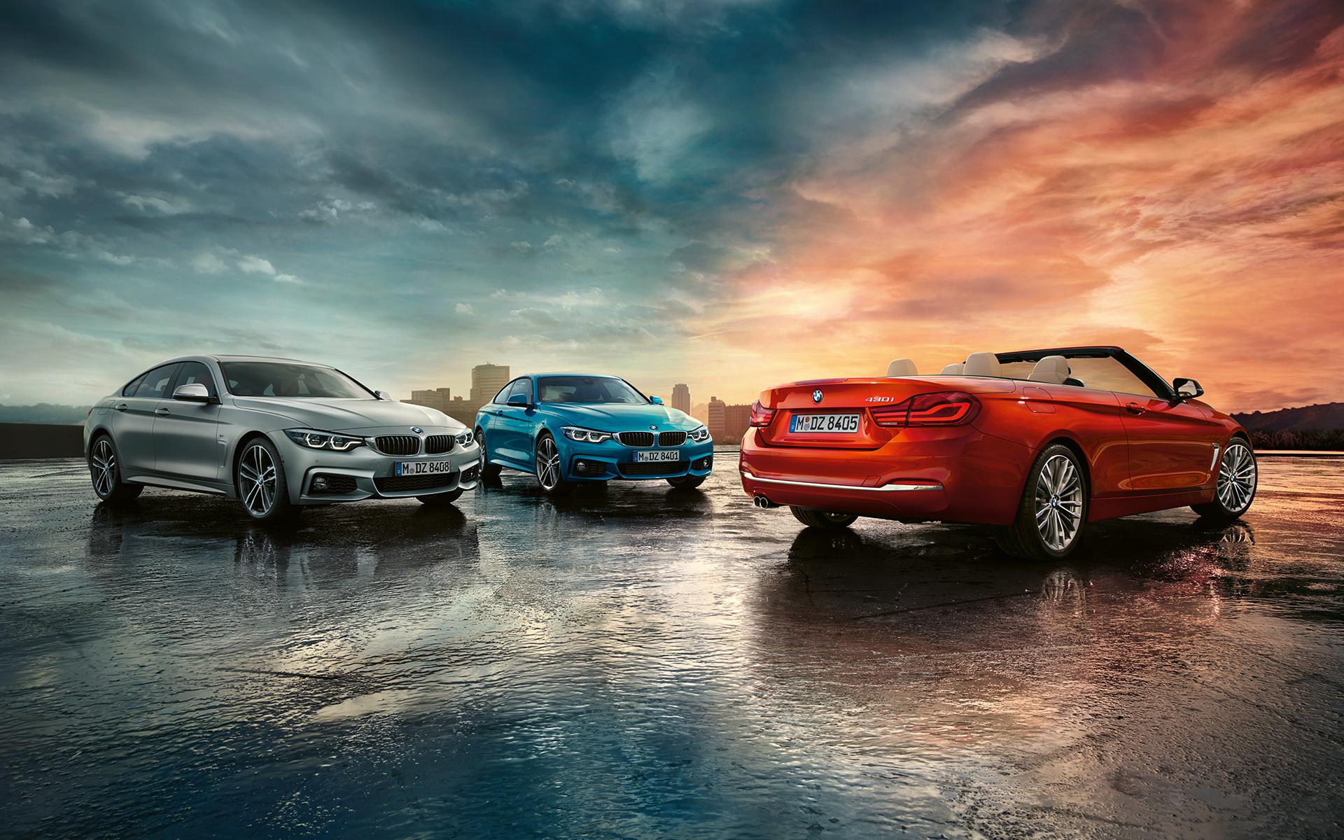 BMW Series 4 ที่สุดแห่งโปรโมชั่น